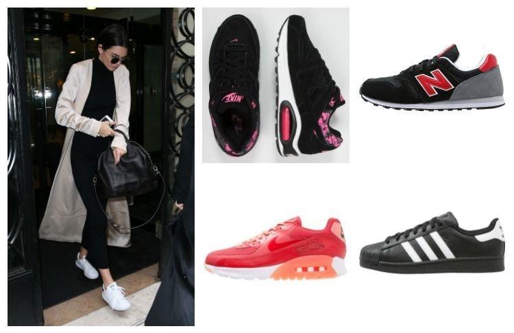 834508dd Her er vårens fineste sneakers - Mote