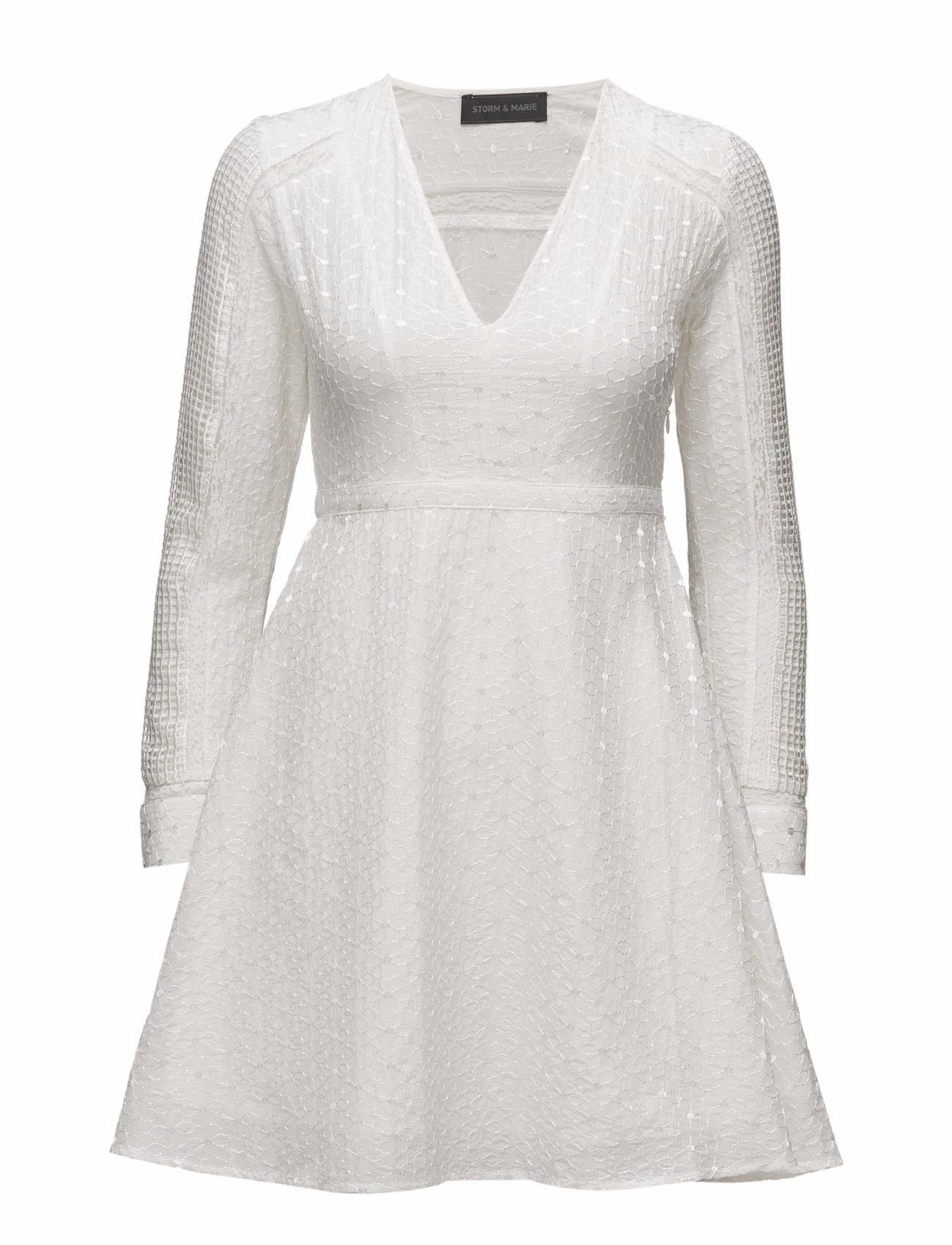 15 hvite kjoler til våren Mote