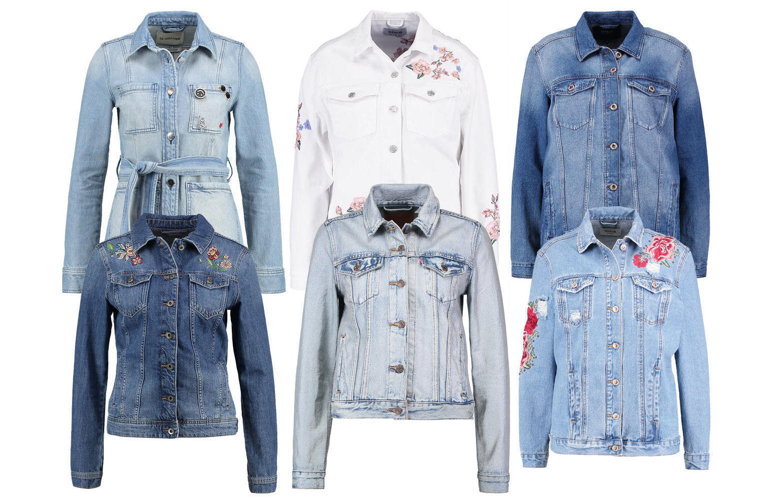 2fd7c0ec Jakke fra Rich & Royal HER – New Look HER – Only HER -edc by Esprit HER  -Levi's® HER -New Look HER