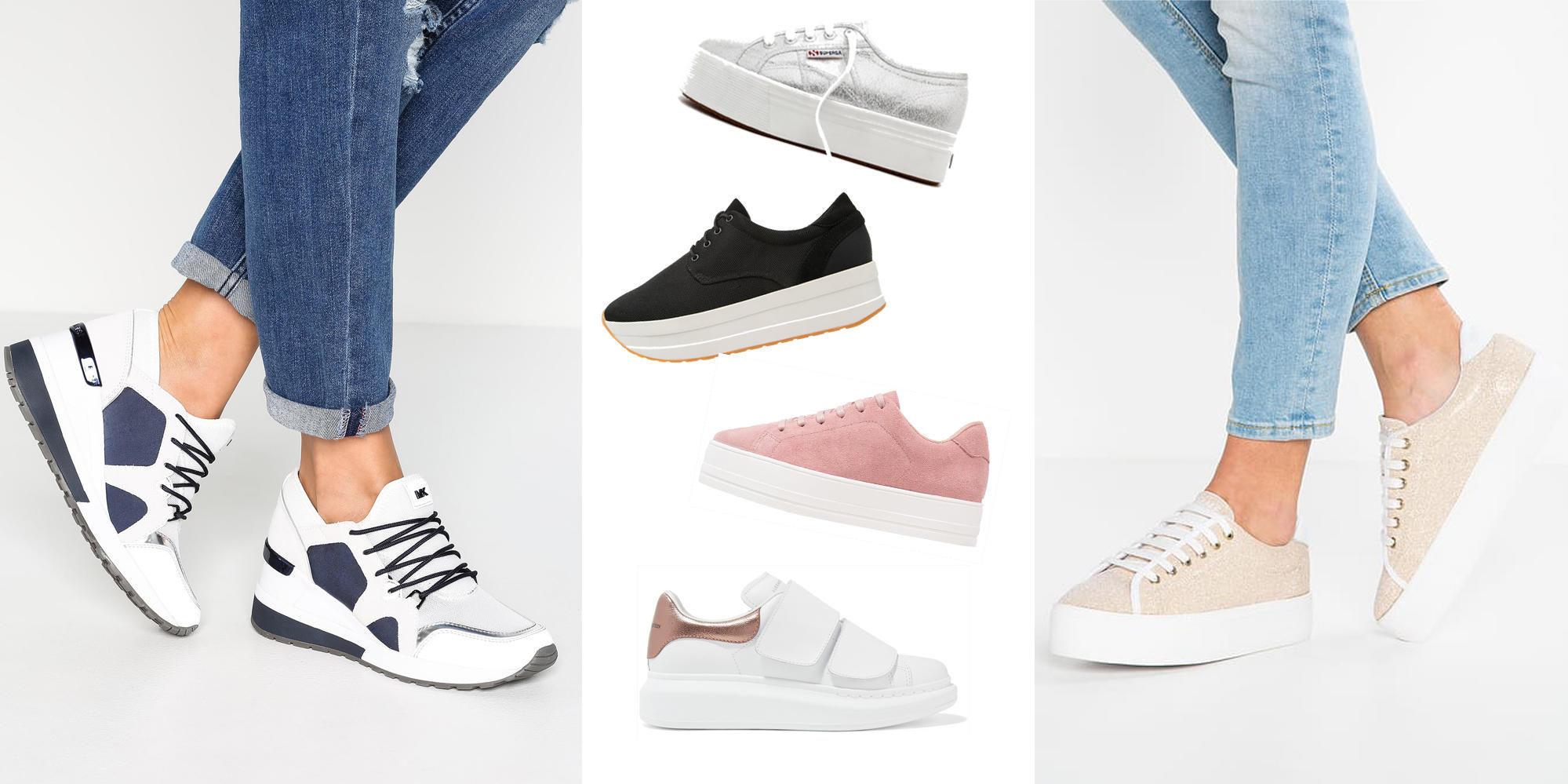 Sneakersmodellen som gjelder denne våren Mote
