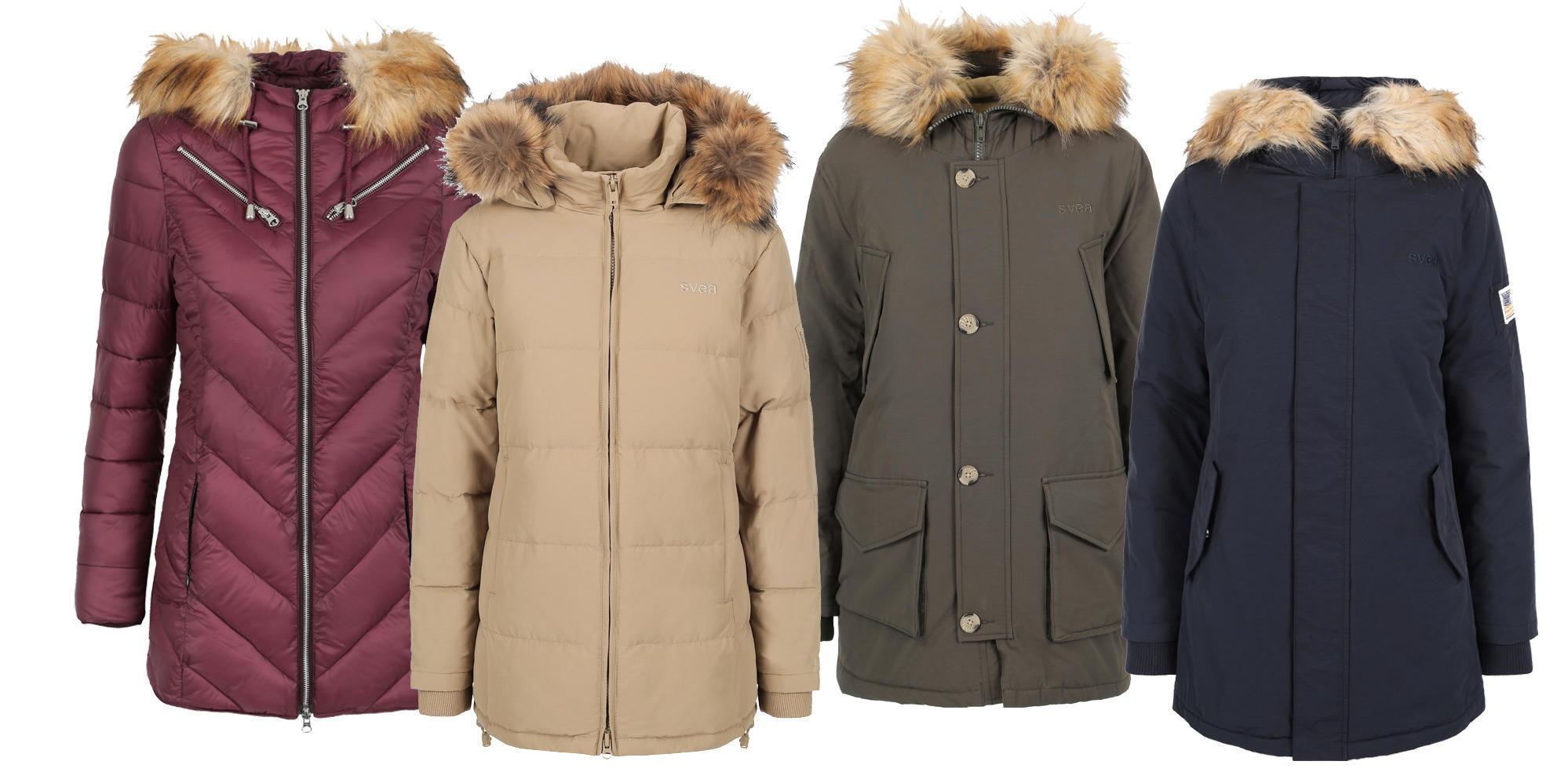 a789a621 Er det en jakke til å bruke fra og til jobb, eller skal du tilbringe mange  timer ute i kulden, forteller Oline Farankenius, SoMe- ansvarlig for Svea.