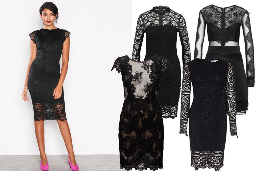 2c3b7cb9785 30 sorte kjoler til fest - Mote