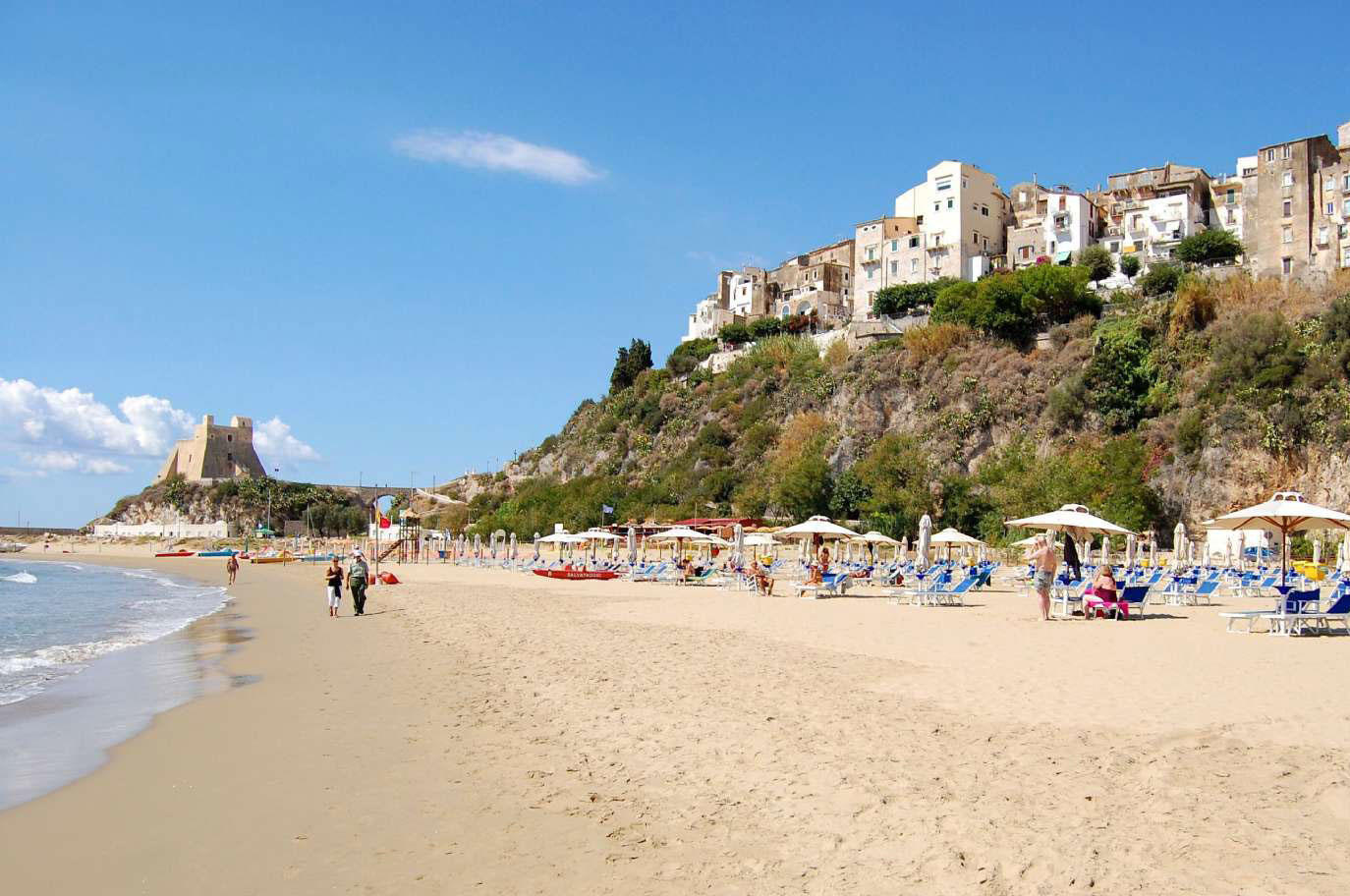 Sperlonga-beach